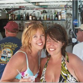 Caribbean Sailing Charters | Amy & Emily