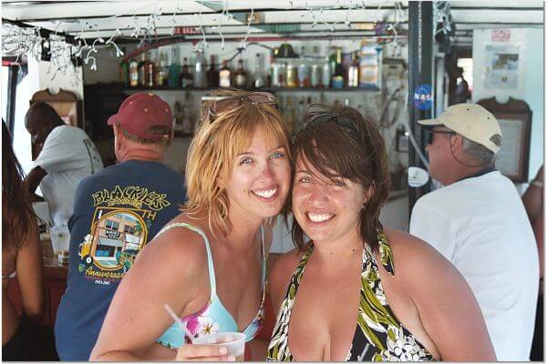 Caribbean Sailing Charters   Amy & Emily