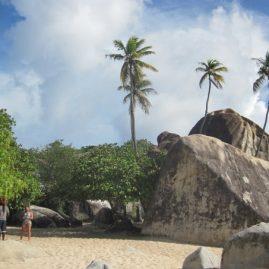Caribbean Sailing Charters | The Baths of Virgin Gorda BVI