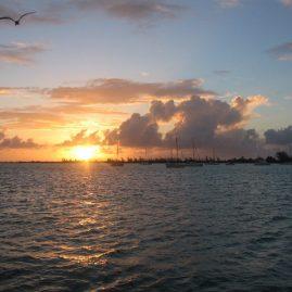 Caribbean Sailing Charters | BVI Sunset