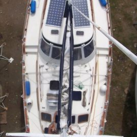 Caribbean Sailing Charters | Jalapeno deck