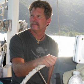 Caribbean Sailing Charters | Captain Ray in the British Virgin Islands
