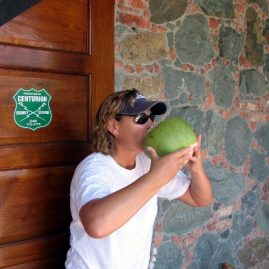 Caribbean Sailing Charters | British Virgin Islands coconut water