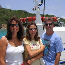Caribbean Sailing Charters | Ready for Shore Excursion in BVI