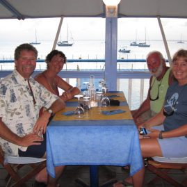 Caribbean Sailing Charters | Foodies in USVI