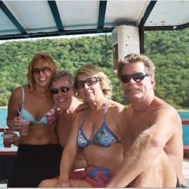 Caribbean Sailing Charters | Off Jost Van Dyke, British Virgin Islands