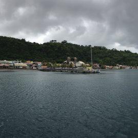 Caribbean Sailing Charters | Jalapeno anchored at Martinique