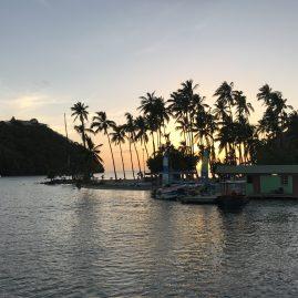 Caribbean Sailing Charters | Marigot Bay Saint Lucia