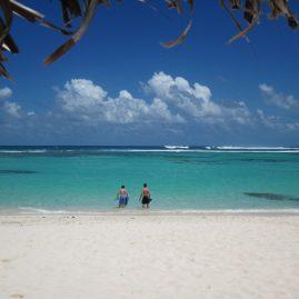 Caribbean Sailing Charters | Sandy Caribbean beach