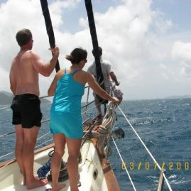 Caribbean Sailing Charters | Sir Francis Drake Channel (BVI)