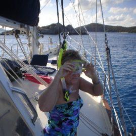 Caribbean Sailing Charters | BVI Snorkel time