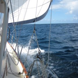 Caribbean Sailing Charters | Sir Francis Drake Channel BVI