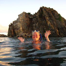 Caribbean Sailing Charters | Cooper Island snorkel