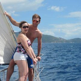 Caribbean Sailing Charters | Darby & Jeff