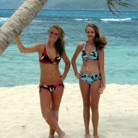 Caribbean Sailing Charters |Dawn & Laura