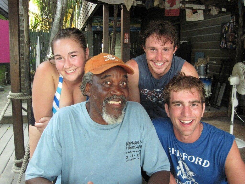 Caribbean Sailing Charters   Foxy & Friends