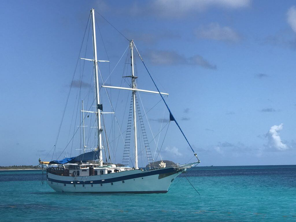 Caribbean Sailing Charters | St Vincent & The Grenadines