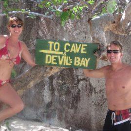 Caribbean Sailing Charters | McEntee's at Devils Bay